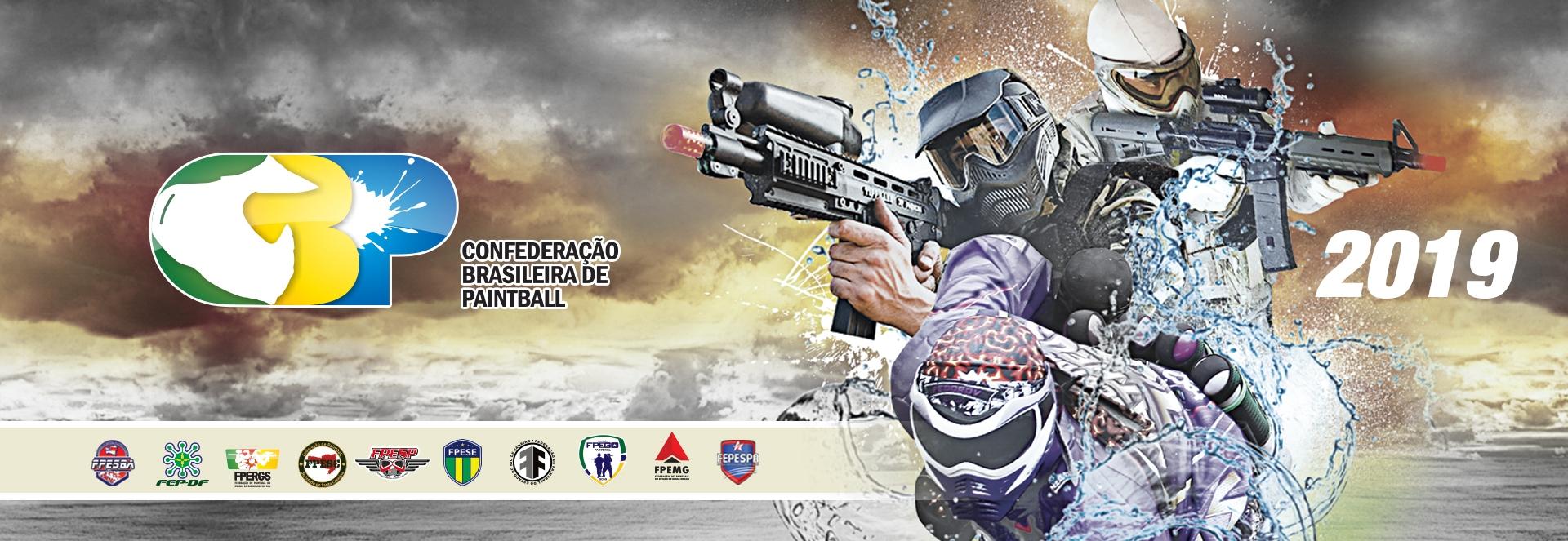 Confederção Brasileira de Paintball