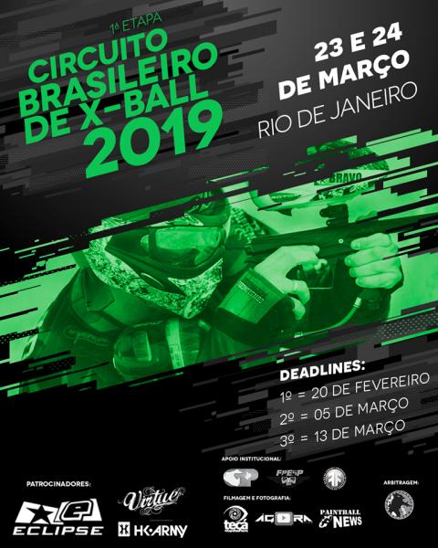 1ª Etapa CBX-Circuito Brasileiro de X-Ball